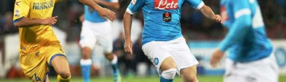 Prediksi Skor Napoli vs Frosinone 8 Desember 2018
