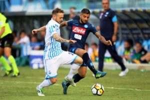 Prediksi Skor Napoli vs Spal 22 Desember 2018