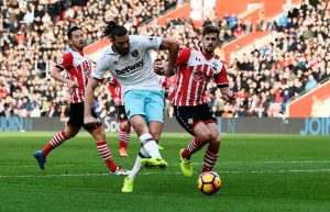 Prediksi Skor Southampton vs West Ham 28 Desember 2018