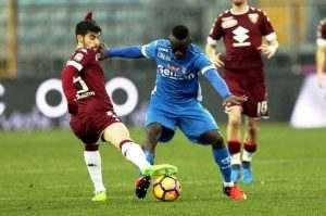 Prediksi Skor Torino vs Empoli 27 Desember 2018