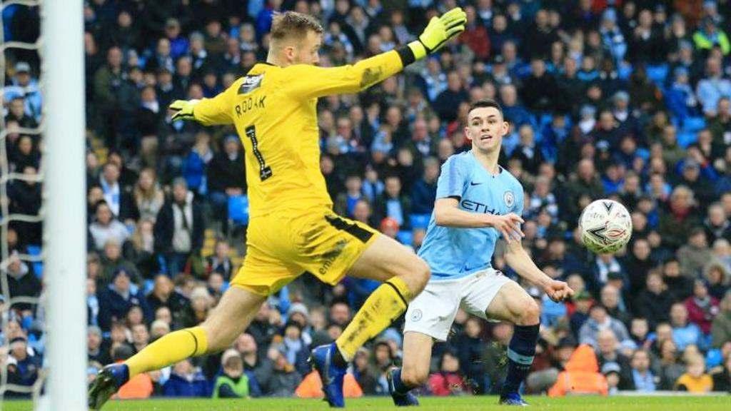 Burton Albion vs Manchester City