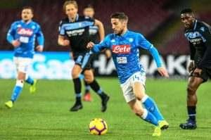 Prediksi Skor AC Milan vs Napoli 27 Januari 2019