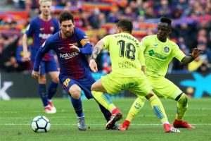 Prediksi Skor Getafe vs Barcelona 7 Januari 2019