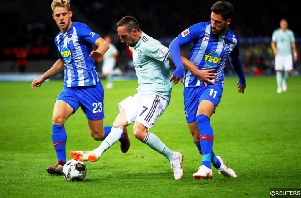 Prediksi Skor Hertha Berlin vs Schalke 26 Januari 2019