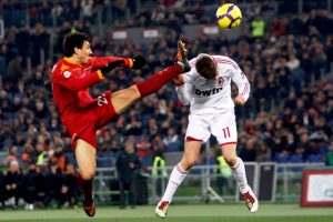 Prediksi Skor AS Roma Vs AC Milan 4 Februari 2019
