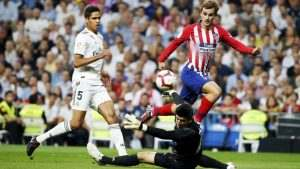 Prediksi Skor Atletico Madrid Vs Real Madrid 9 Februari 2019