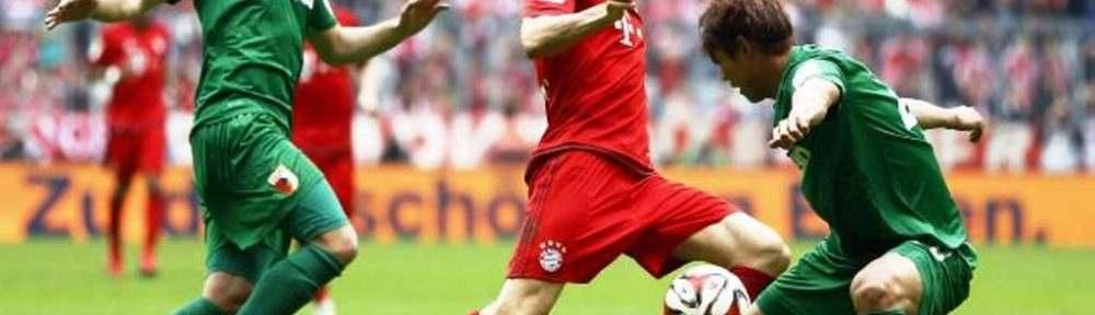 Prediksi Skor Augsburg Vs Bayern Munchen 16 Februari 2019