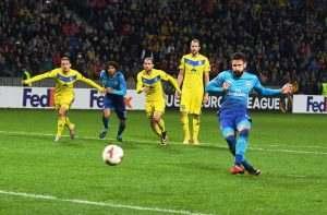 Prediksi Skor BATE Borisov vs Arsenal 15 Februari 2019
