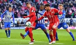 Prediksi Skor Bayern Munchen Vs Hertha BSC 23 Februari 2019