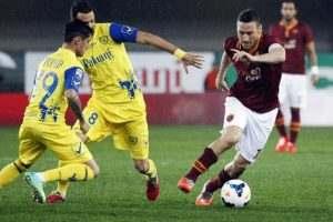 Prediksi Skor Chievo vs AS Roma 9 Februari 2019