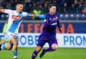 Prediksi Skor Fiorentina vs Napoli 10 Februari 2019