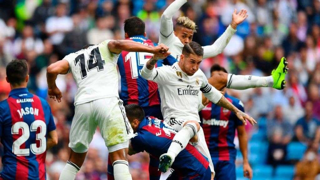 Prediksi Skor Levante vs Real Madrid 25 Februari 2019