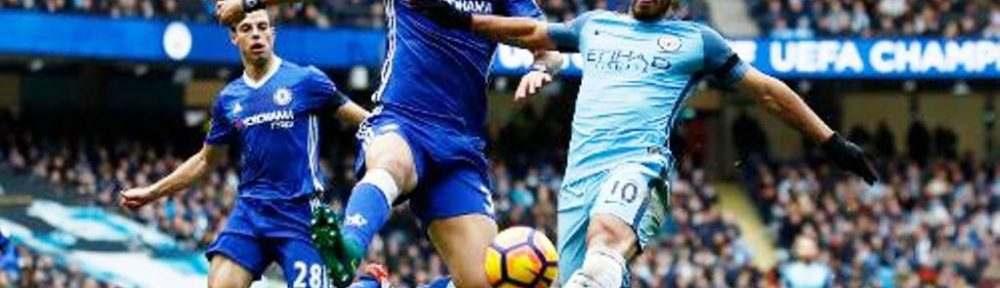 Pada 10 Febuari mendatang akan diadakan pertandingan Premier League pada pekan ke 26 antara Manchester City Vs Chelsea pada pukul 23 : 00 WIB di VenueEtihad Stadium (Manchester) Manchester City memiliki daftar yang paling baik sekali dalam pertandingan sebelum nya. Dalam 5 pertandingan sebelum nya kesebelasan Manchester City sukses memenangkan 4 pertandingan dengan paling baik. Dan pun tim Manchester City juga harus berjuang untuk dapat memenangkan pertandingan yang bakal datang nanti. Manchester City memiliki pelatih yang paling handal dalam menata para pemain. Sehingga semua tim Manchester City pun telah semakin bertambah tajam dalam pertandingan yang bakal datang nanti. Pelatih pun telah siapkan sejumlah strategi dan komposisi untuk semua pemain. Chelsea memiliki daftar yang baik sekali dalam pertandingan di laga Premier League ini. Dengan kemenangan dalam pertandingan 3 sebelum nya kesebelasan Chelsea telah mendapatkan tidak sedikit point pada laga Premier League ini. Namun pada pertandingan yang bakal datang nanti. Pelatih mesti dapat memenangkan pertandingan yang paling sengit ini. Untuk dapat mendapatkan point kembali. Pada laga kali ini akan paling di unggulkan pada kesebelasan Manchester City . Di karenakan bisa di lihat dari daftar sebelum nya kesebelasan Manchester City lebih berpengaruh untuk memenangkan pertandingan yang bakal datang nanti. 5 Pertemuan Sebelumnya Manchester City Vs Chelsea : 09/12/18 Chelsea 2 – 0 Manchester City 05/08/18 Chelsea 0 – 2 Manchester City 04/03/18 Manchester City 1 – 0 Chelsea 30/09/17 Chelsea 0 – 1 Manchester City 06/04/17 Chelsea 2 – 1 Manchester City 5 Pertandingan Terakhir Manchester City : 15/01/19 Manchester City 3 – 0 Wolverhampton 20/01/19 Huddersfield Town 0 – 3 Manchester City 24/01/19 Burton Albion 0 – 1 Manchester City 26/01/19 Manchester City 5 – 0 Burnley 30/01/19 Newcastle United 2 – 1 Manchester City 5 Pertandingan Terakhir Chelsea : 13/01/19 Chelsea 2 – 1 Newcastle United 20/01/19 Arsenal 2 – 0 Chelsea 25/0
