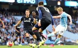 Prediksi Skor Manchester City Vs West Ham United 28 Februari 2019