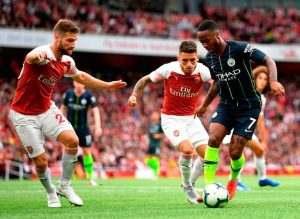 Prediksi Skor Manchester City vs Arsenal 3 Februari 2019