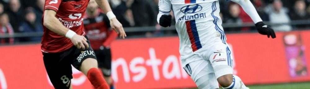 Prediksi Skor Olympique Lyonnais Guingamp 16 Februari 2019