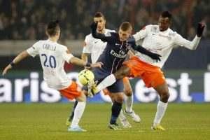 Prediksi Skor PSG Vs Montpellier 21 Februari 2019