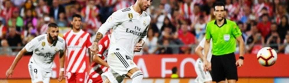 Prediksi Skor Real Madrid vs Girona 17 Februari 2019