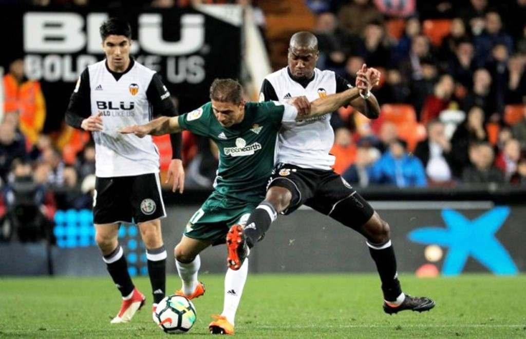 Prediksi Skor Valencia vs Real Betis 1 Maret 2019