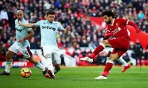 Prediksi Skor West Ham United vs Liverpool 5 Februari 2019