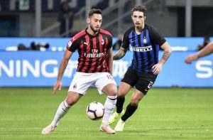 Prediksi Skor AC Milan vs Inter Milan 18 Maret 2019