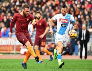 Prediksi Skor AS Roma vs Napoli 31 Maret 2019