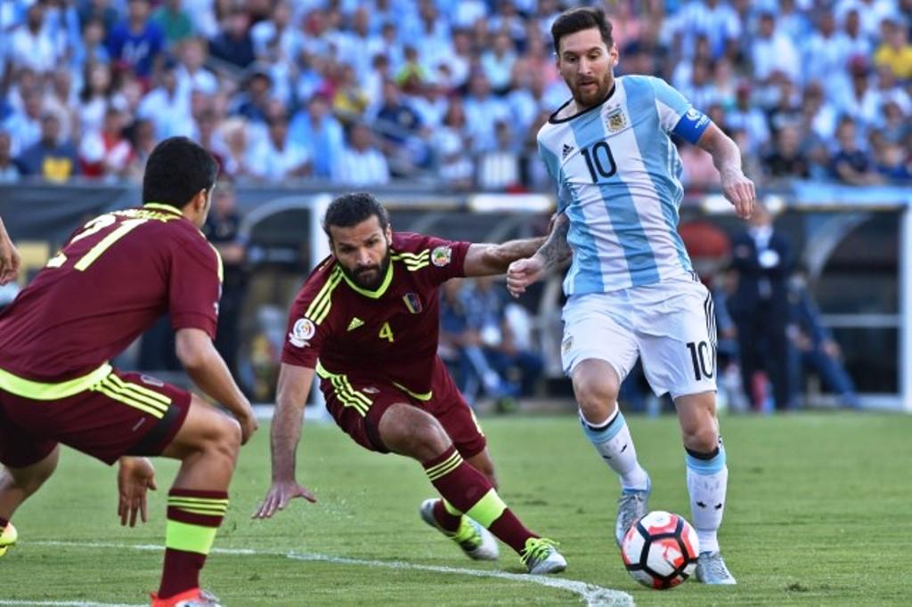 Prediksi Skor Argentina vs Venezuela 23 Maret 2019