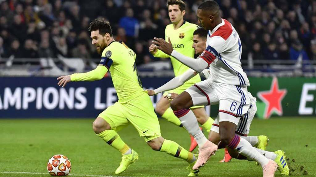 Prediksi Skor Barcelona Vs Olympique Lyonnais 14 Maret 2019