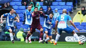 Prediksi Skor Barcelona vs Espanyol 30 Maret 2019