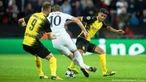 Prediksi Skor Borussia Dortmund vs Tottenham Hotspur 6 Maret 2019