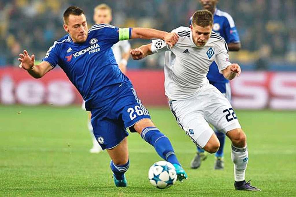 Prediksi Skor Chelsea vs Dinamo Kiev 8 Maret 2019