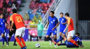 Prediksi Skor China vs Thailand 21 Maret 2019
