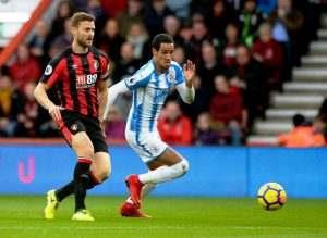 Prediksi Skor Huddersfield Town vs Bournemouth 9 Maret 2019