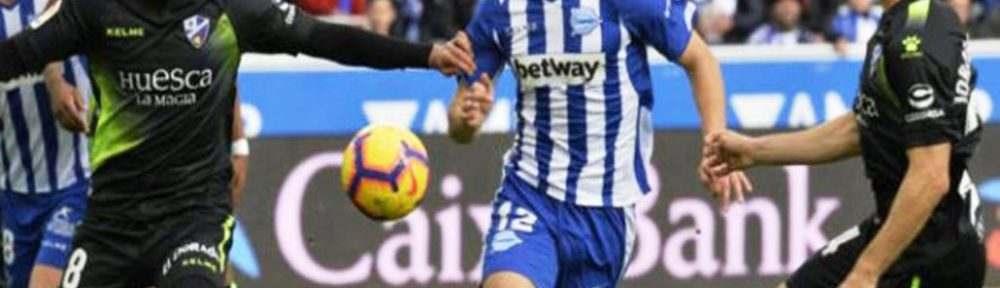 Prediksi Skor Huesca vs Deportivo Alaves 16 Maret 2019