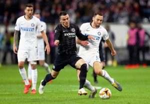 Prediksi Skor Inter Milan vs Eintracht Frankfurt 15 Maret 2019