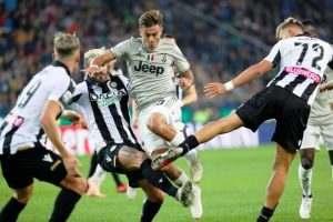 Prediksi Skor Juventus Vs Udinese 9 Maret 2019