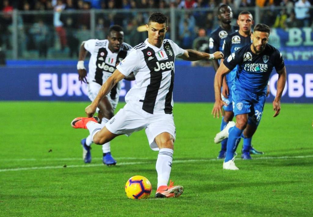 Prediksi Skor Juventus vs Empoli 31 Maret 2019