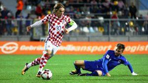 Prediksi Skor Kroasia vs Azerbaijan 22 Maret 2019