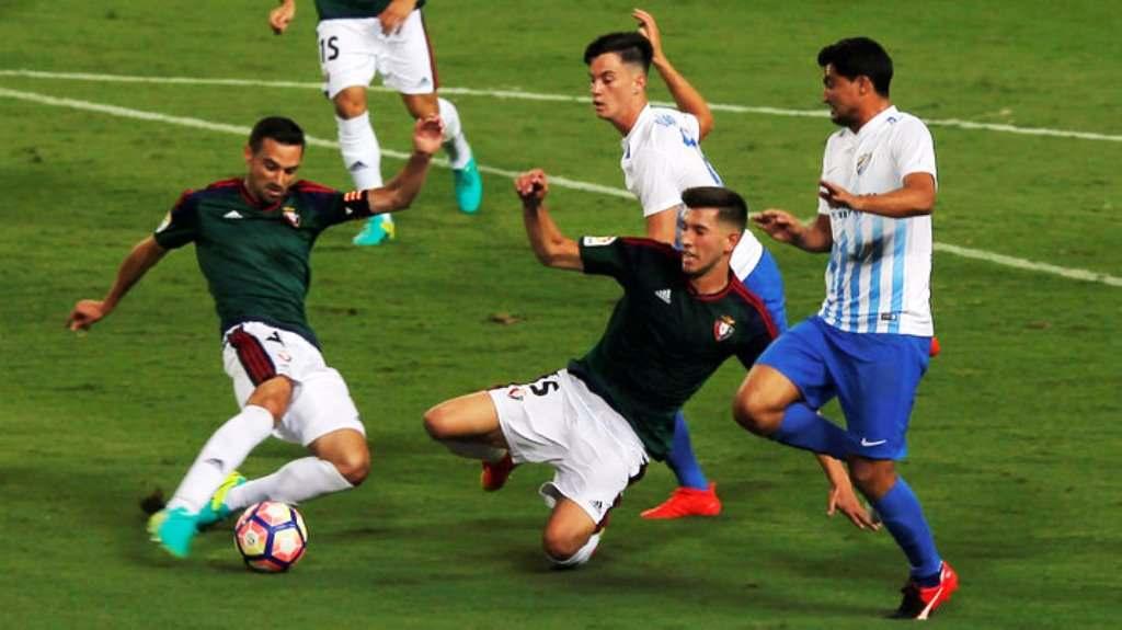 Prediksi Skor Malaga vs Osasuna 12 Maret 2019