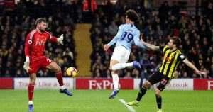 Prediksi Skor Manchester City vs Watford 10 Maret 2019