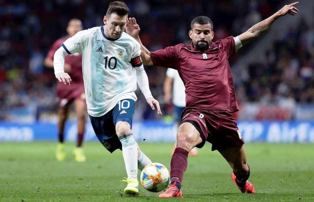 Prediksi Skor Moroko Vs Argentina 27 Maret 2019
