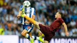 Prediksi Skor Porto vs AS Roma 7 Maret 2019