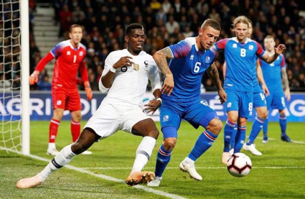 Prediksi Skor Prancis vs Islandia 26 Maret 2019