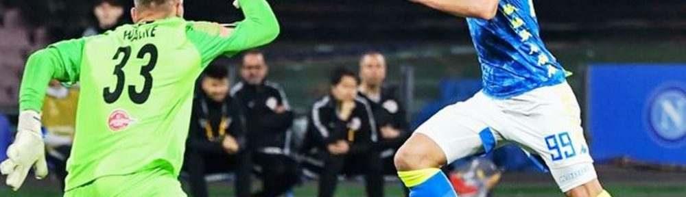 Prediksi Skor RB Salzburg vs Napoli 15 Maret 2019