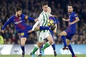 Prediksi Skor Real Betis vs Barcelona 18 Maret 2019