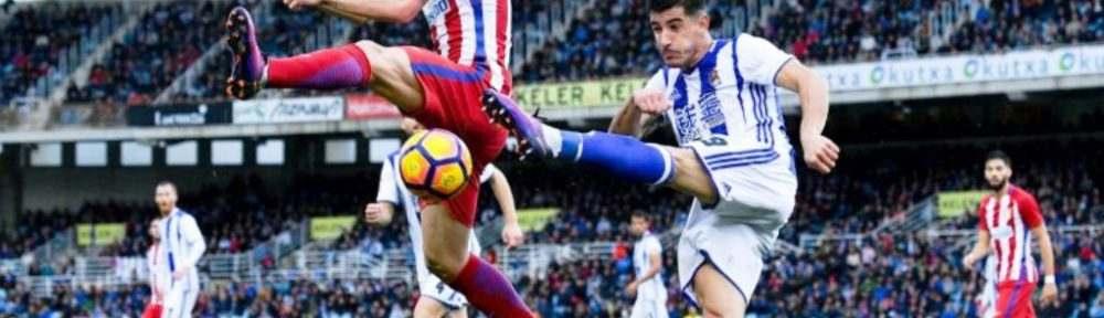 Prediksi Skor Real Sociedad vs Atletico Madrid 4 Maret 2019
