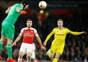 Prediksi Skor Rennes vs Arsenal 8 Maret 2019