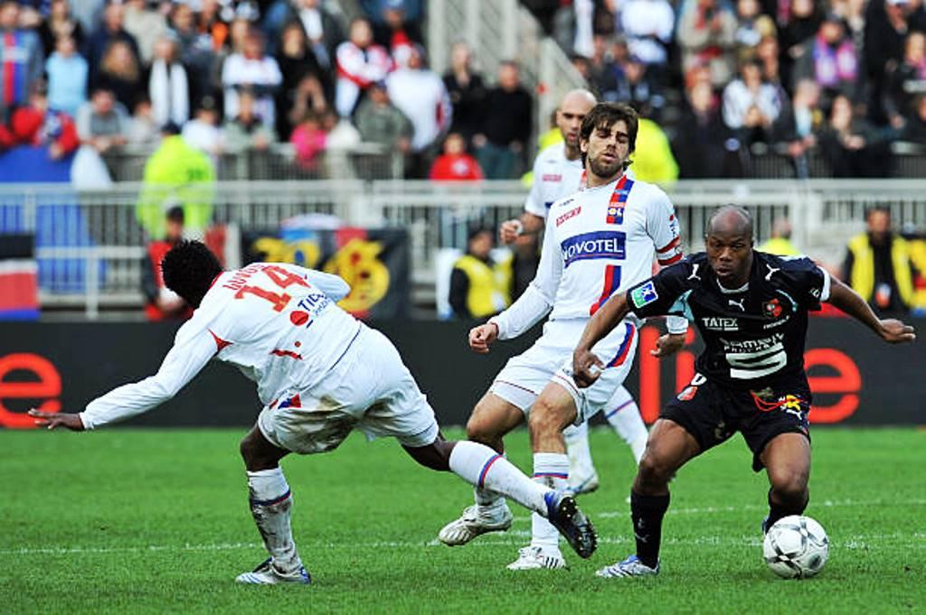 Prediksi Skor Rennes vs Olympique Lyonnais 30 Maret 2019