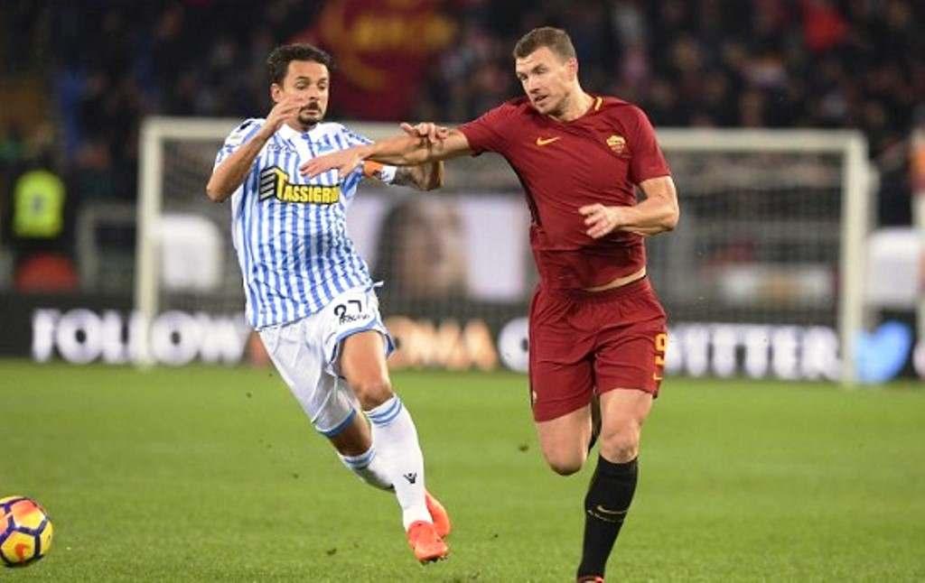 Prediksi Skor SPAL vs AS Roma 17 Maret 2019