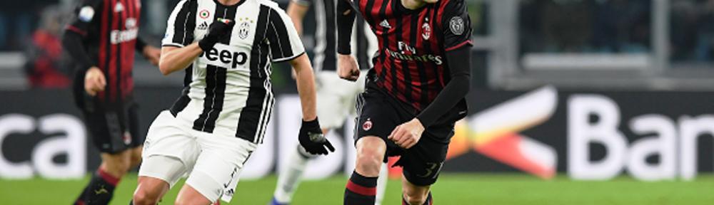Prediksi Skor Juventus vs AC Milan 6 April 2019